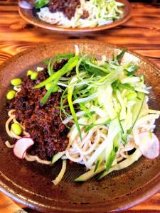 5.Hot &  Tingly beef minced banmen
